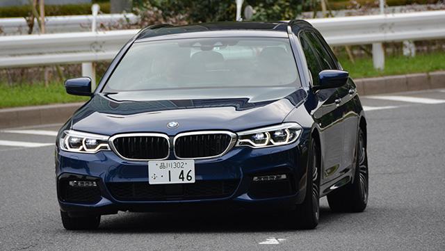 <span class='fc_blue'>BMW</span><br>540i xDrive ツーリング M スポーツ ツーリング 540i