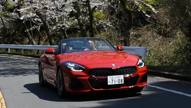 <span class='fc_blue'>BMW Z4 M40i</span>