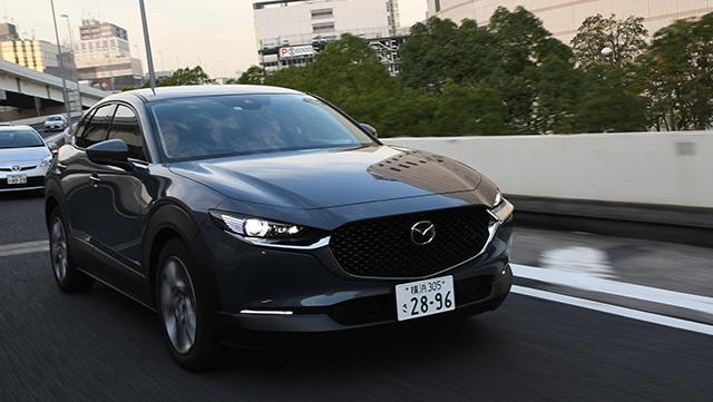 <span class='fc_blue'>マツダ CX-30(2)</span>