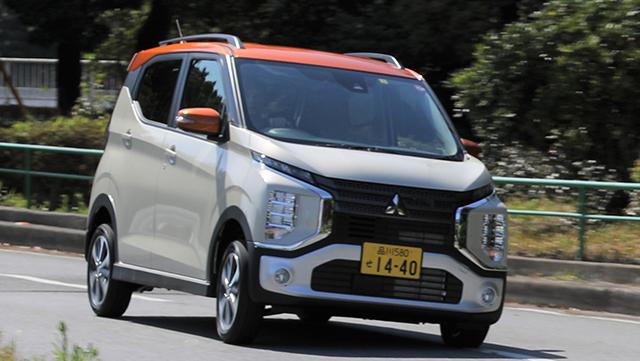 <span class='fc_blue'>三菱 eKワゴン/eKクロス パート 2<br>MITSUBISHI eK wagon & eK X PART 2</span>