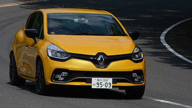 <span class='fc_blue'>ルノー Renault</span><br>ルーテシア ルノー・スポール Lutecia R.S.