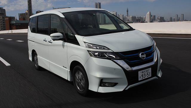 <span class='fc_blue'>日産セレナe-POWER<br> NISSAN SERENA e-POWER</span>
