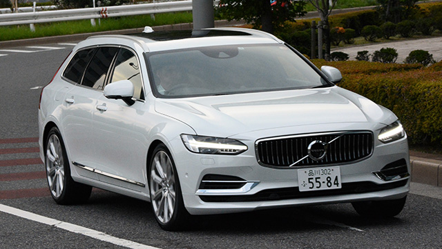 <span class='fc_blue'>ボルボ V90 T8</span><br>VOLVO V 90 T8