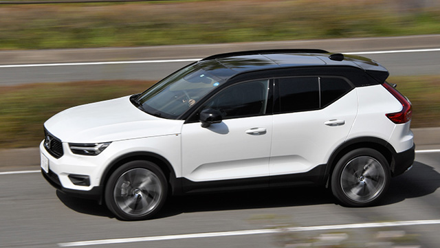 <span class='fc_blue'>ボルボ XC40<br> VOLVO XC 40</span>